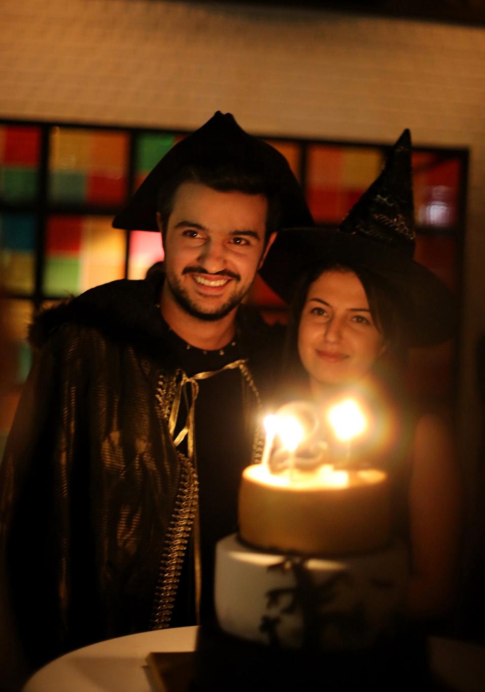 My Birthday & Halloween Party! | Kubilay Sakarya