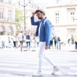 Kubiilay Sakarya Paris Outfit