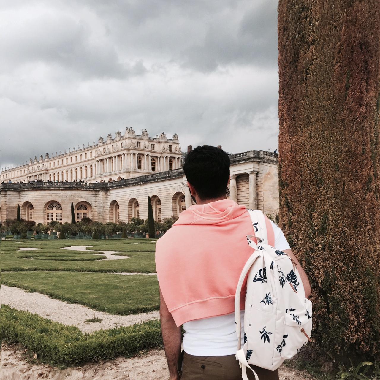 Kubilay Sakarya Versailles Palace