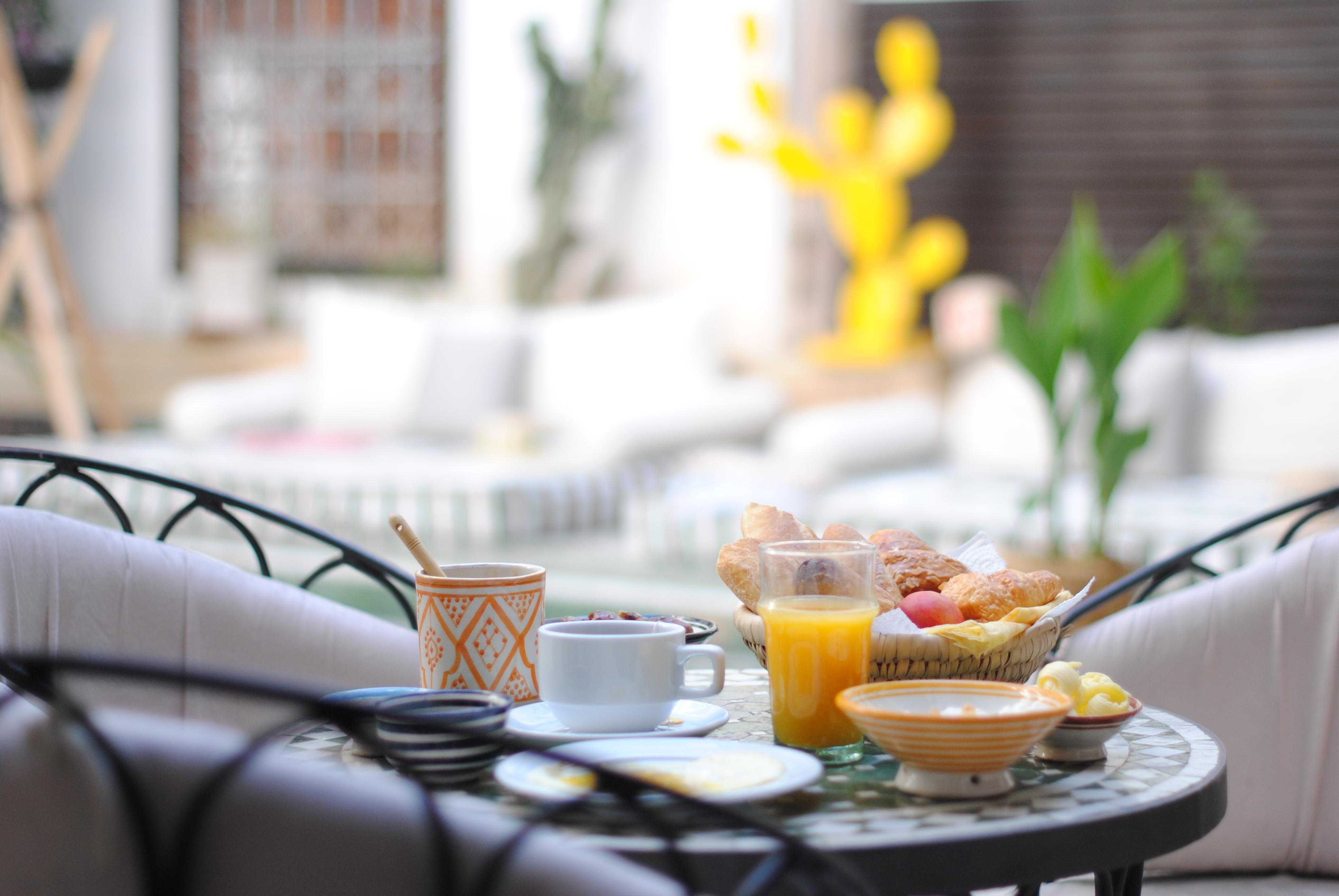 Le riad yasmine hotel marrakech