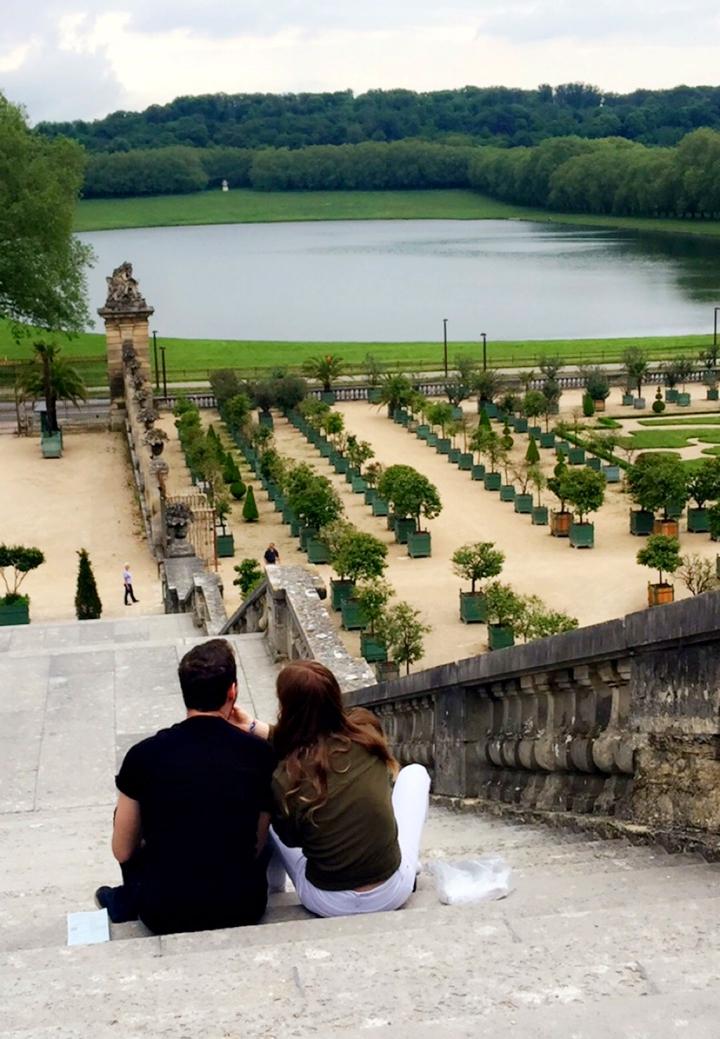 Versailles Gardens Kubilay Sakarya
