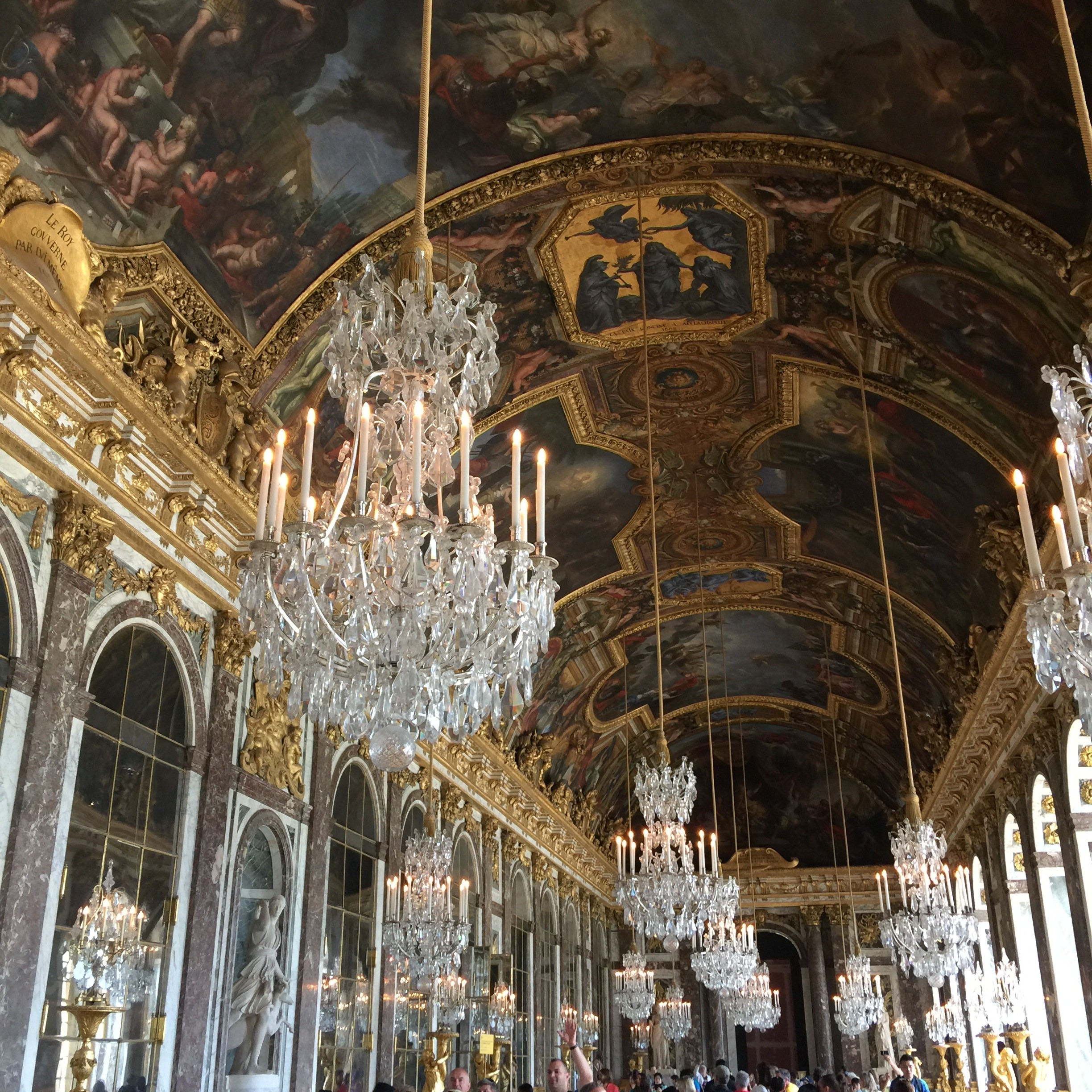 Versailles Mirror HAll