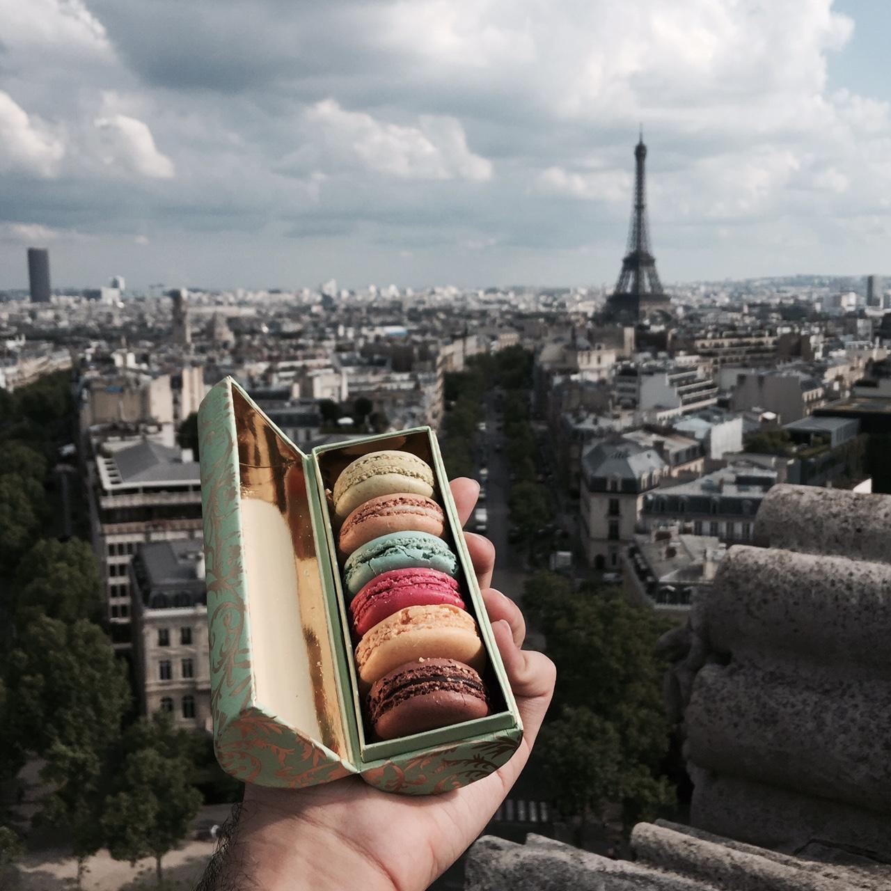 Kubilay Sakarya Laduree Paris Macaron