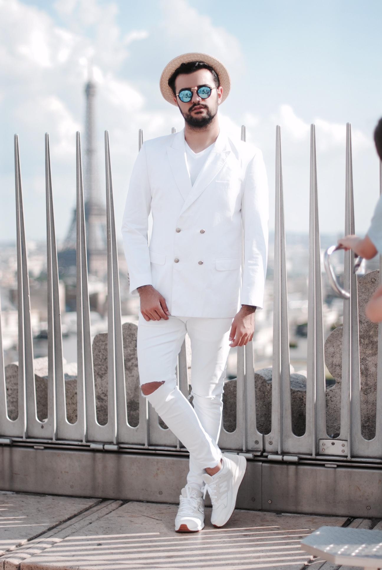 Kubilay Sakarya Outfit
