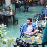 Kubilay Sakarya le jardin restaurant marrakech dinner