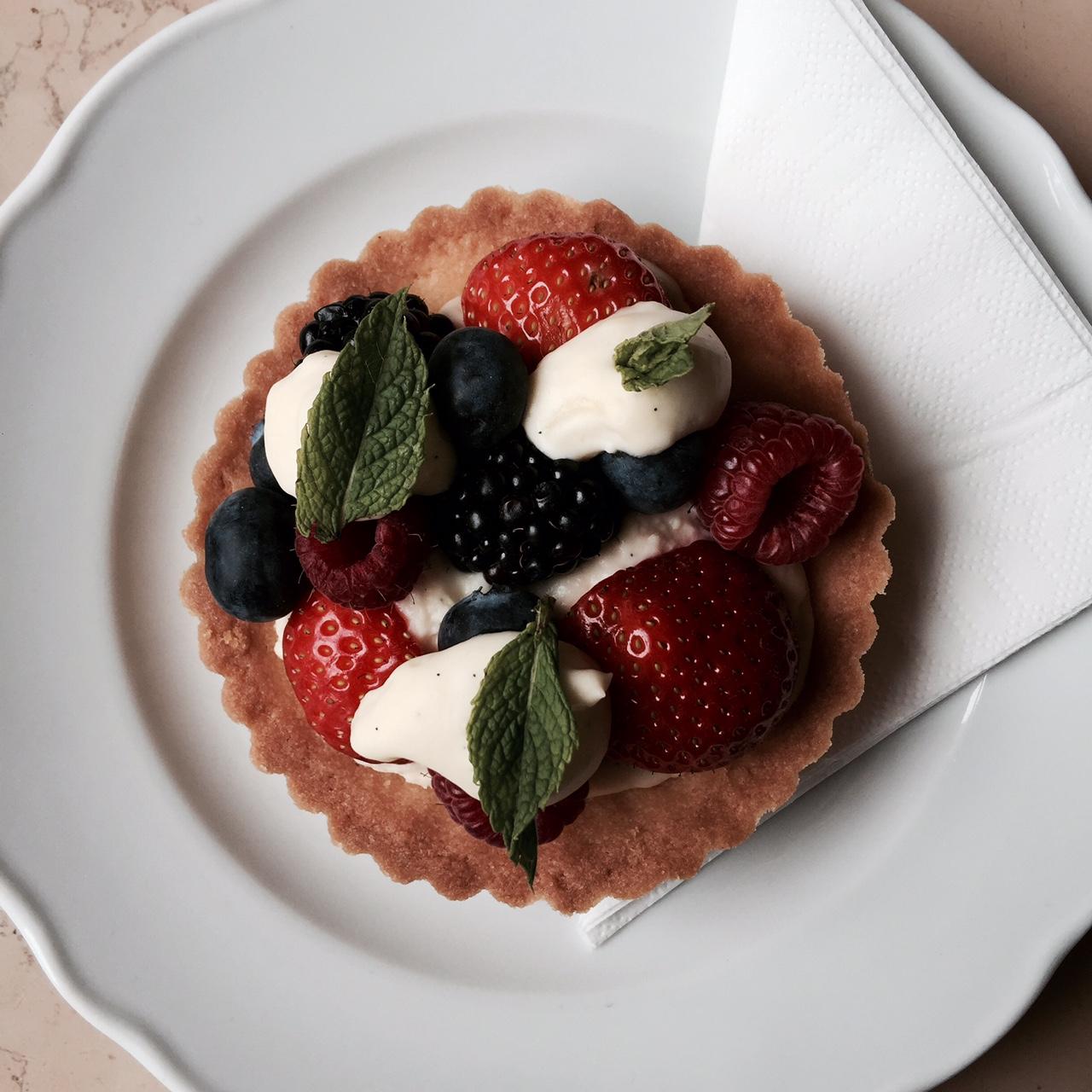 Cafe Savoy Desserts