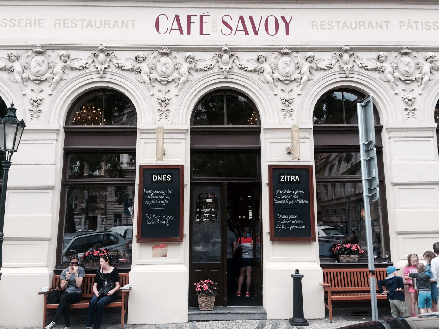 Cafe Savoy Prague