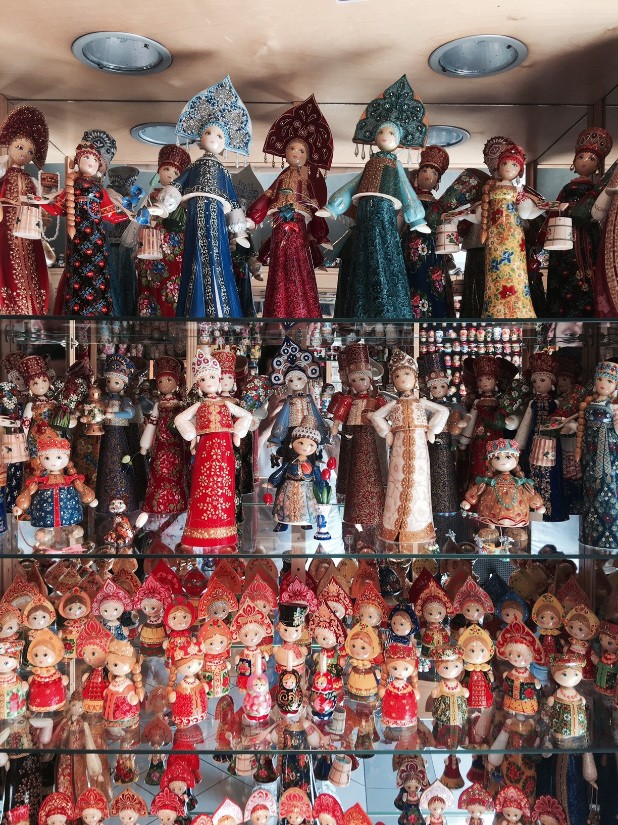 Prague Traditional Czech Dolls
