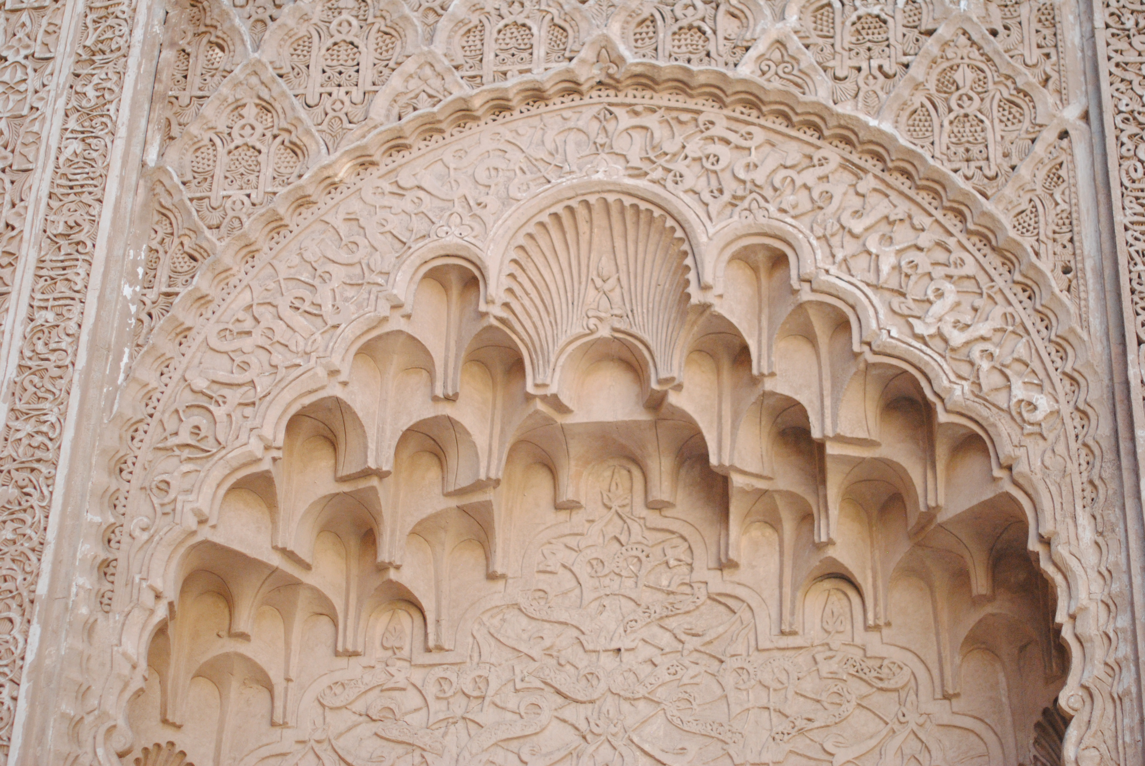 ben-youssef-madrasa-interior