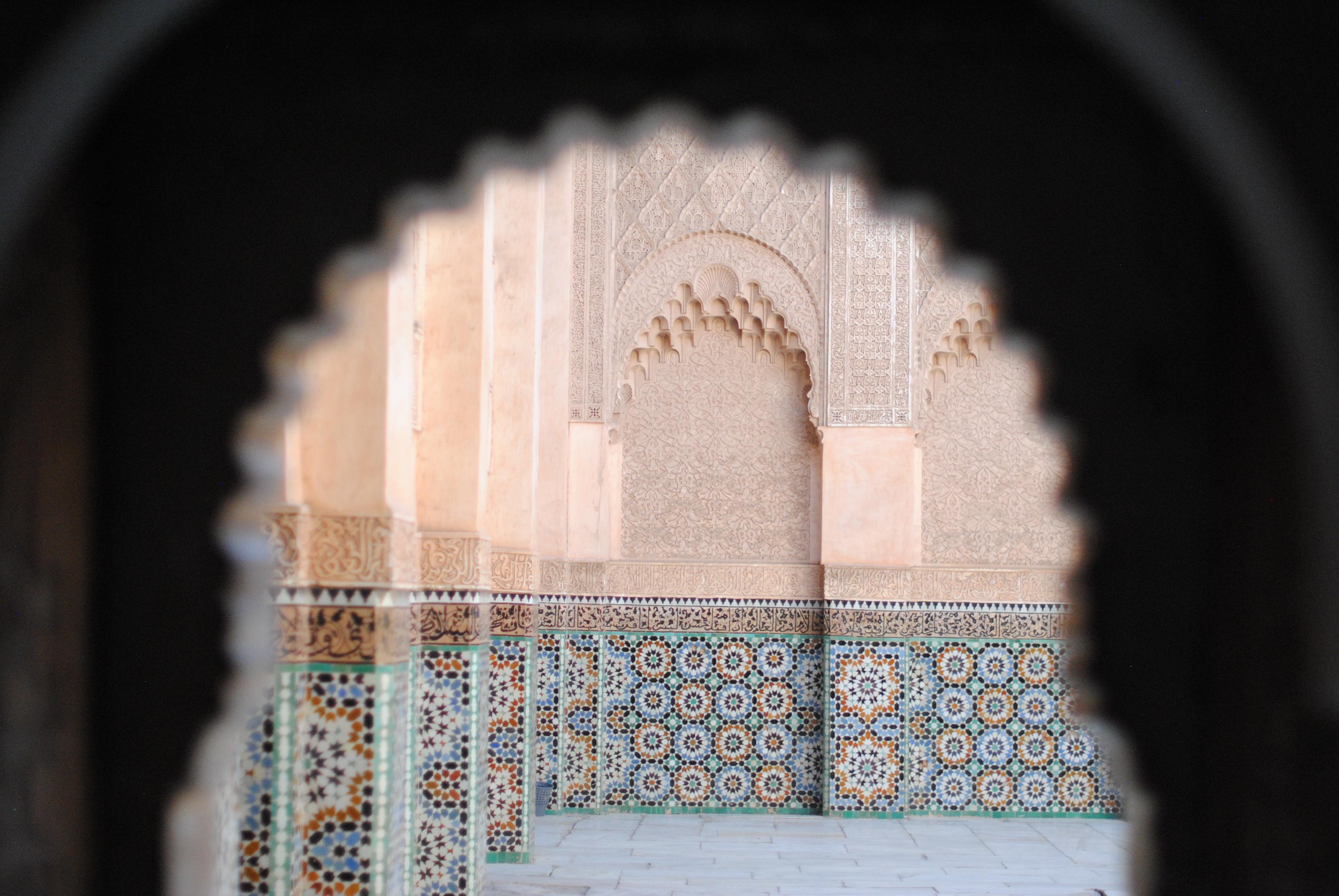 ben-youssef-madrasa-architecture-archs