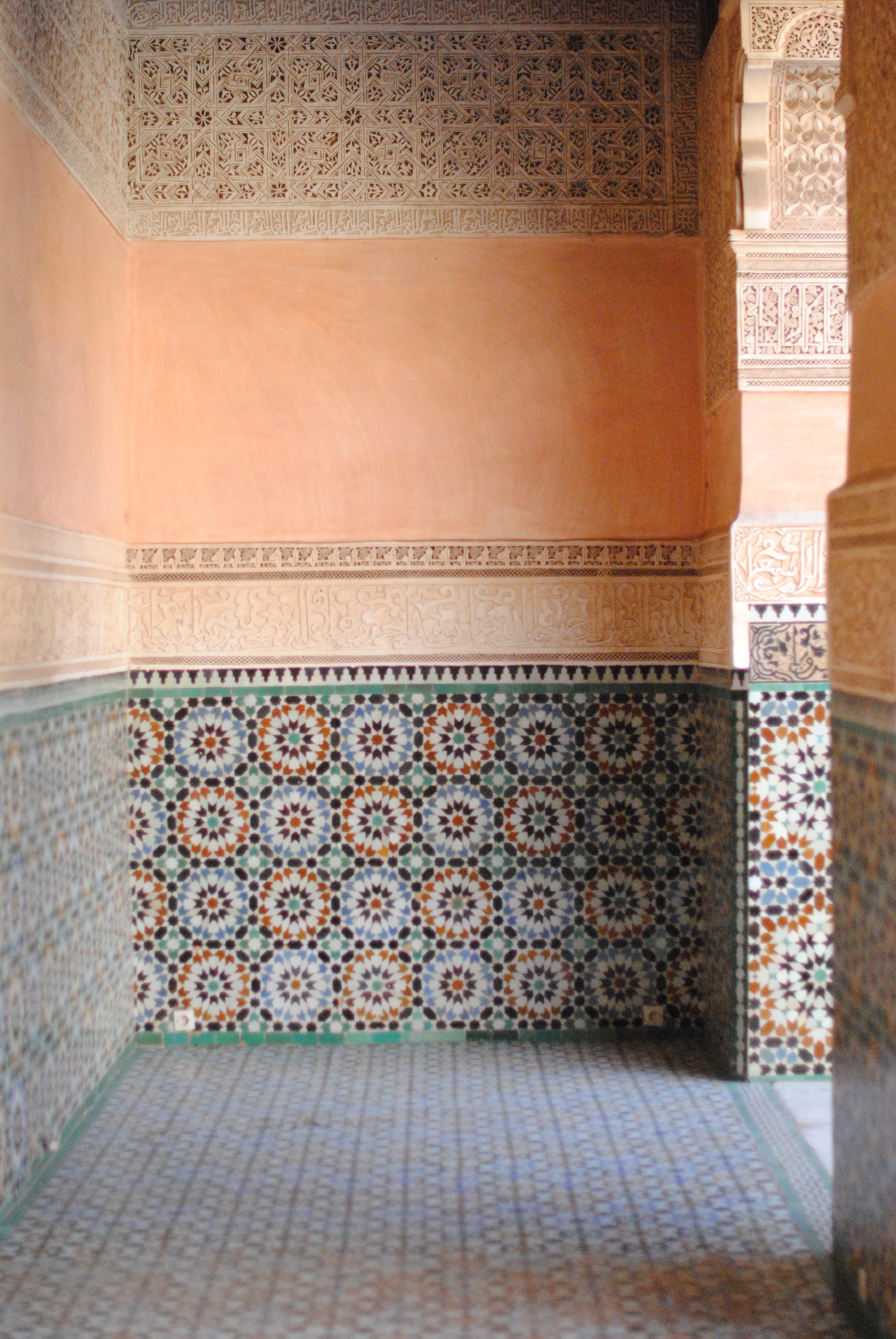 ben-youssef-madrasa-architecture-mozaics
