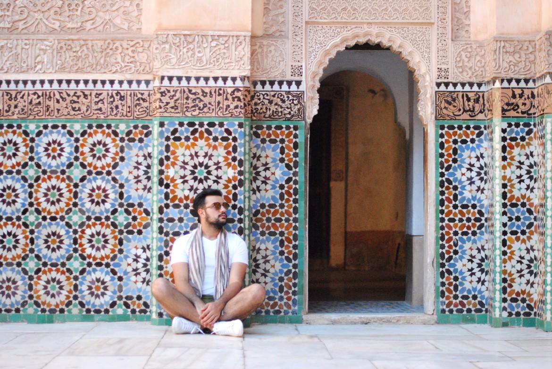 ben-youssef-madrasa-walls-interior