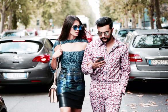 milano-fashion-week-ss2017-street-style-kubilay-sakarya-fulya-sezen