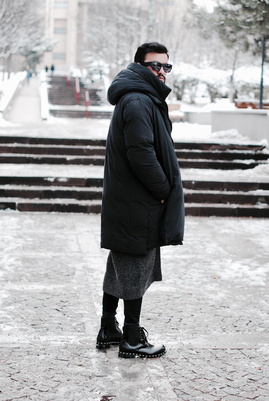 Kubilay Sakarya Black Outfit