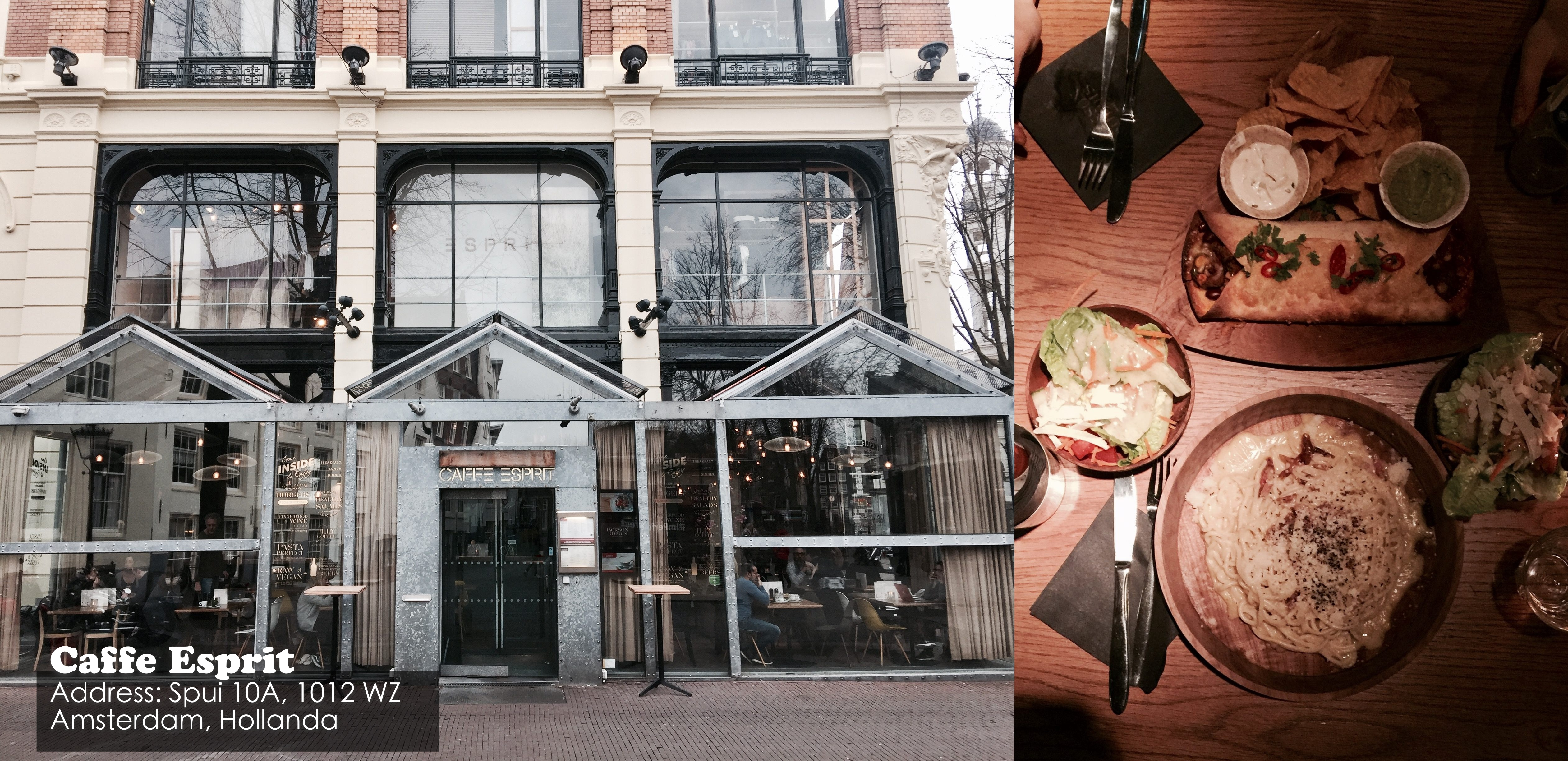 Cafe Esprit Amsterdam - Amsterdam Cafes 1