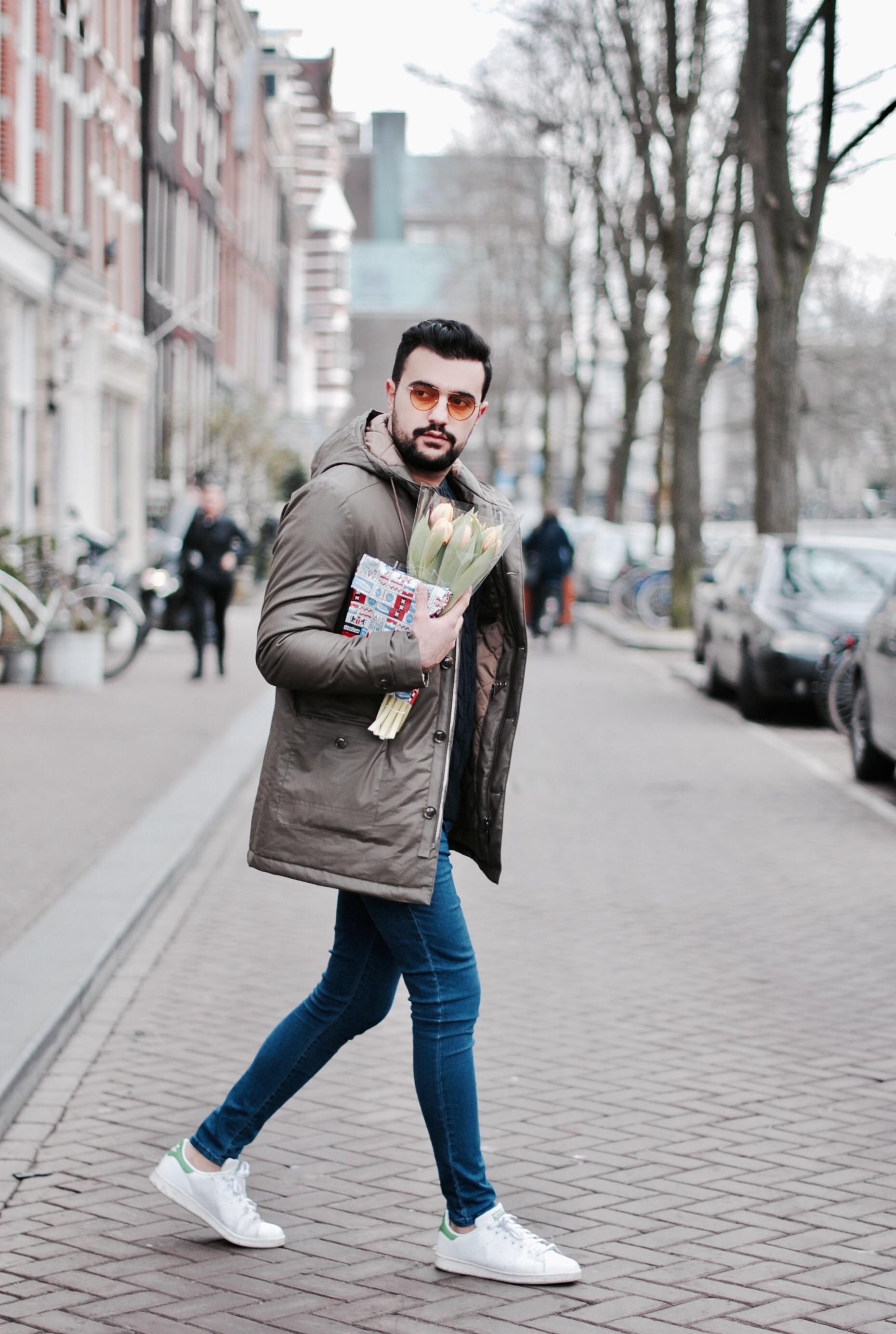 Kubilay Sakarya Amsterdam Street Style