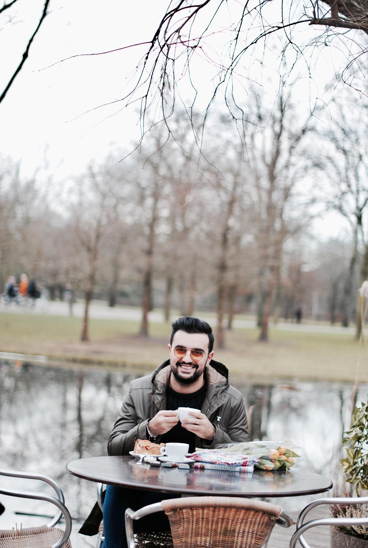 Kubilay Sakarya Vondel Park Amsterdam