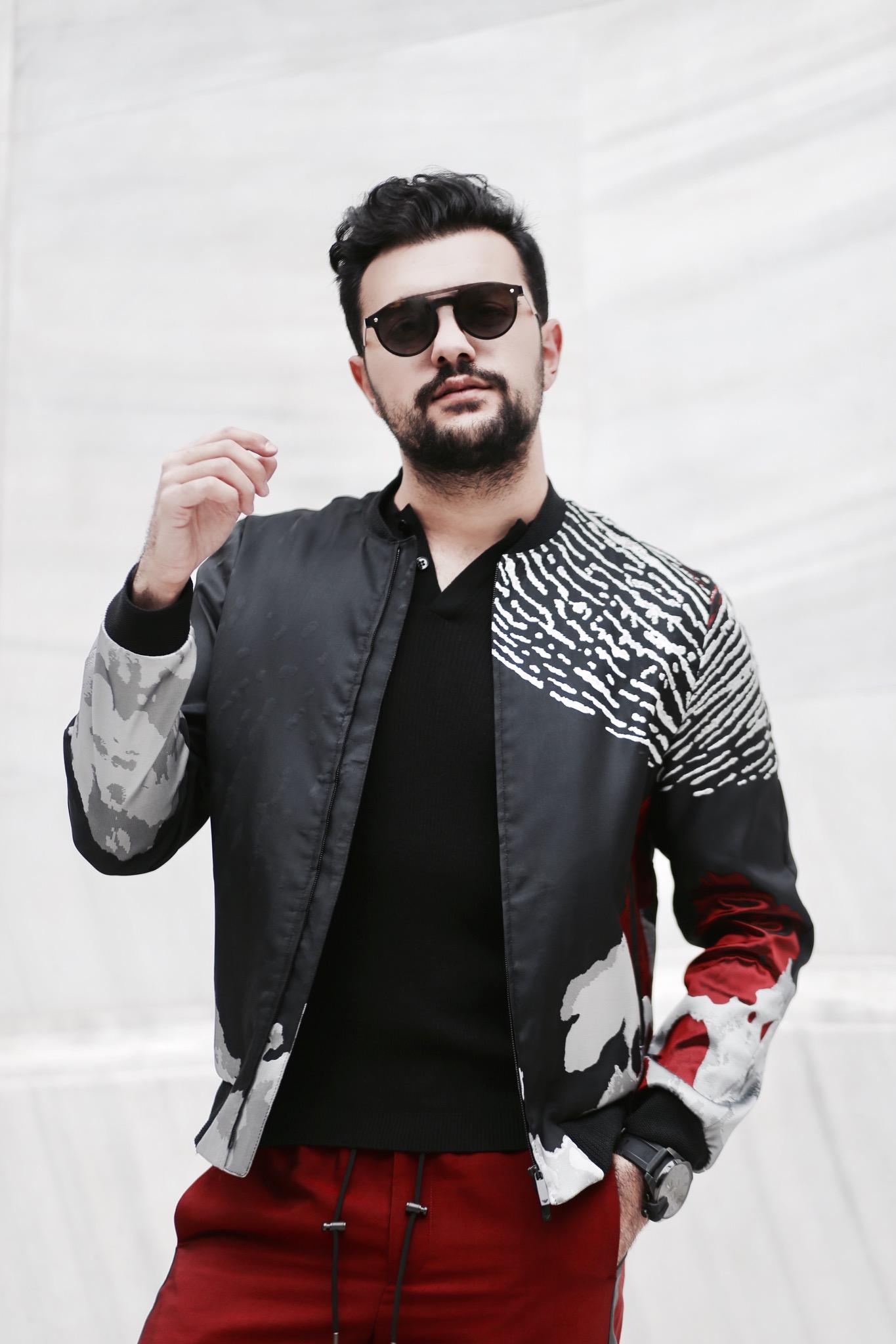 Kubilay Sakarya Retro Sunglasses