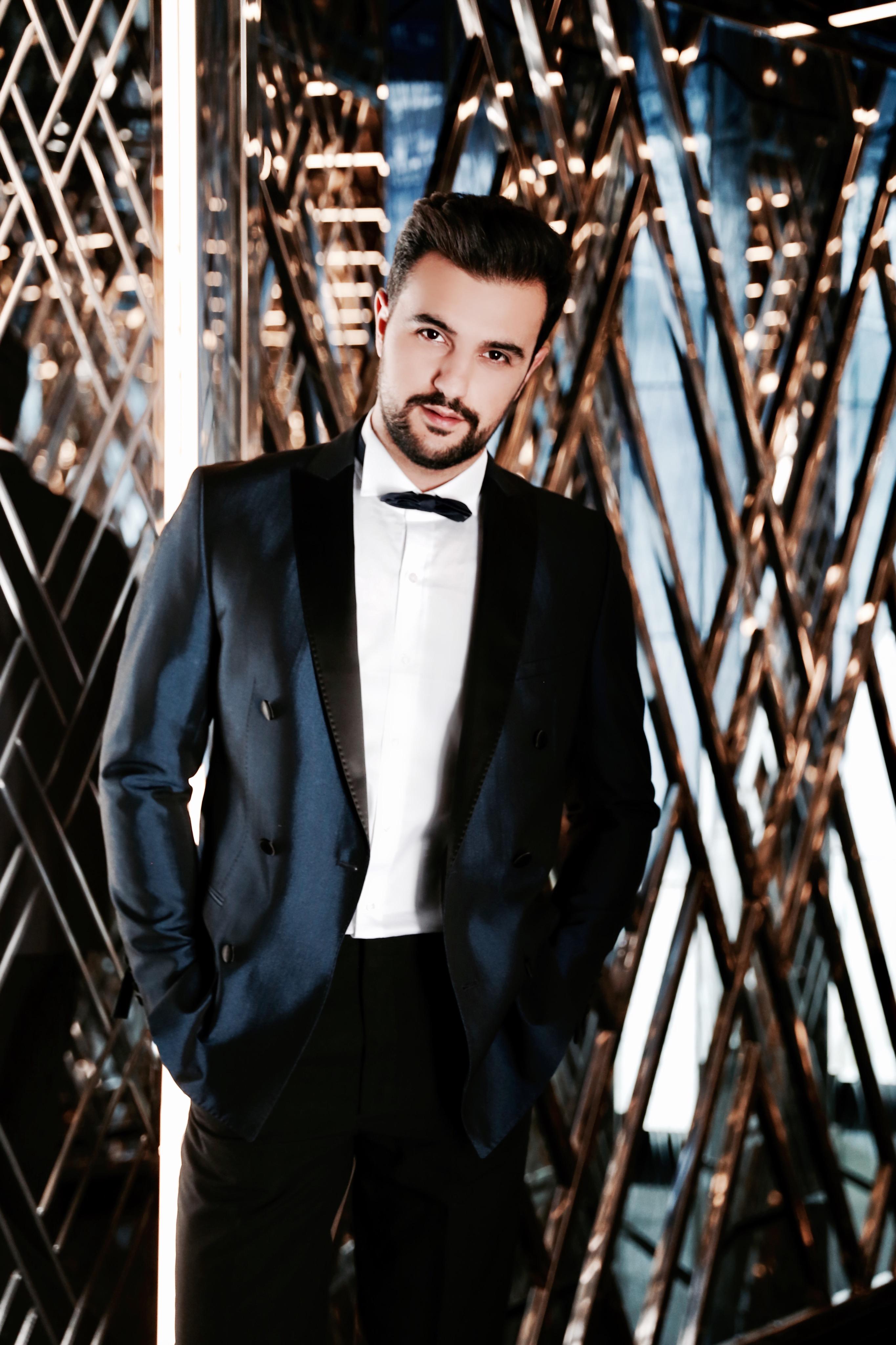 Kubilay Sakarya erkek smokin modelleri