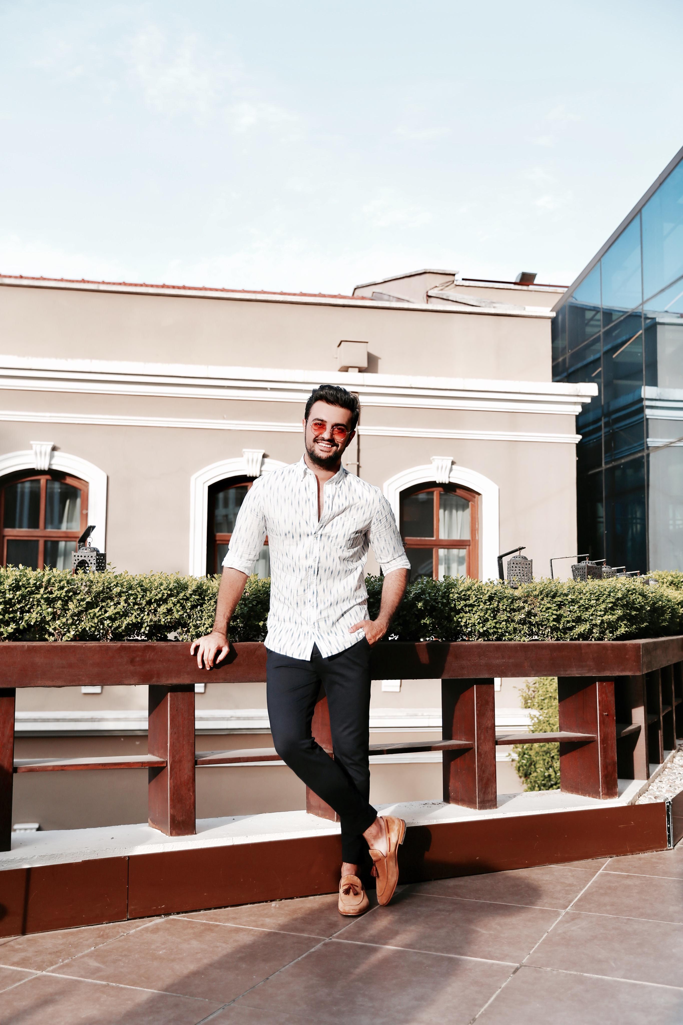 Kubilay Sakarya W Hotel İstanbul TEras
