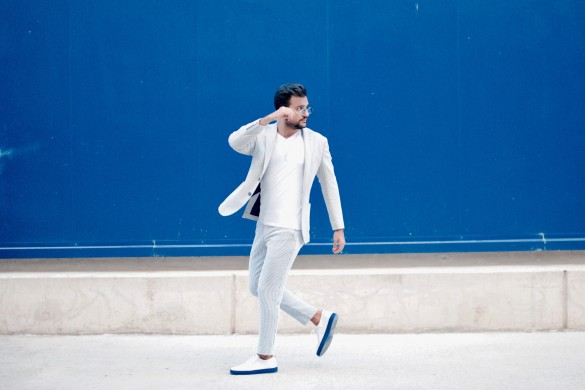 Kubilay Sakarya Ikea Blue