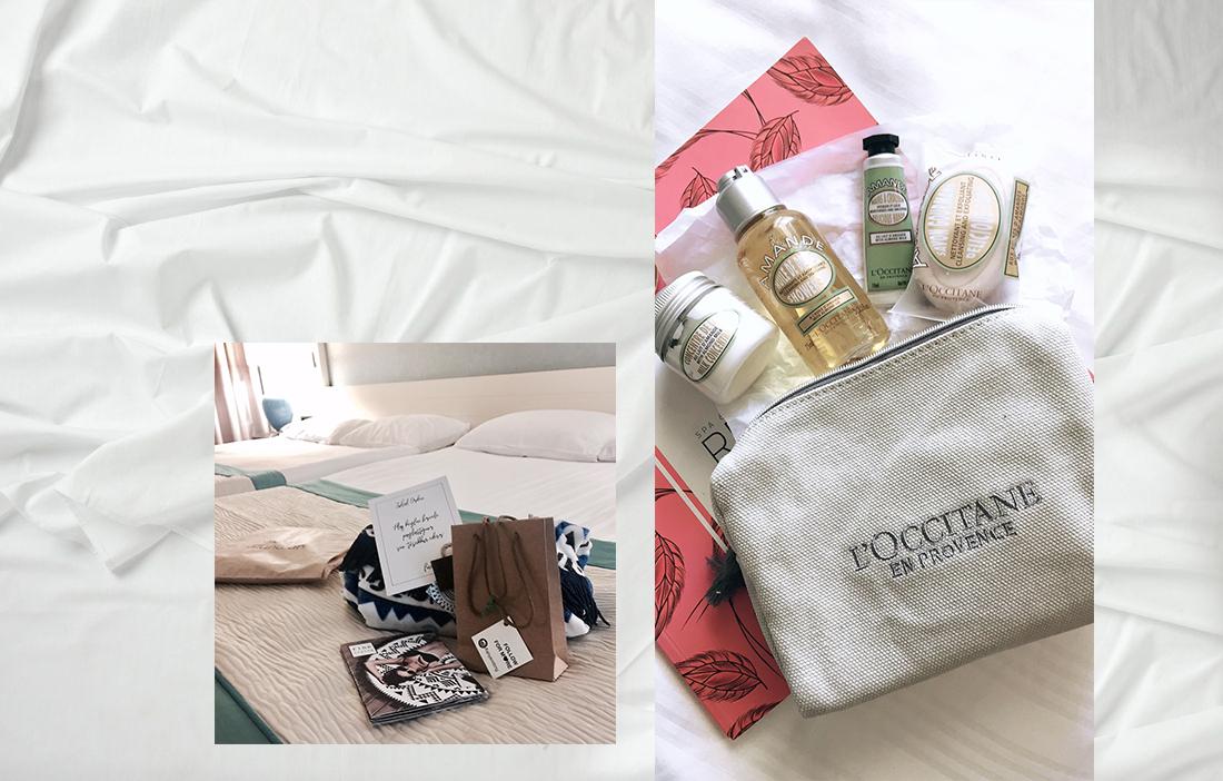 Loccitane Travel Kits