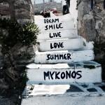 Mykonos Steps