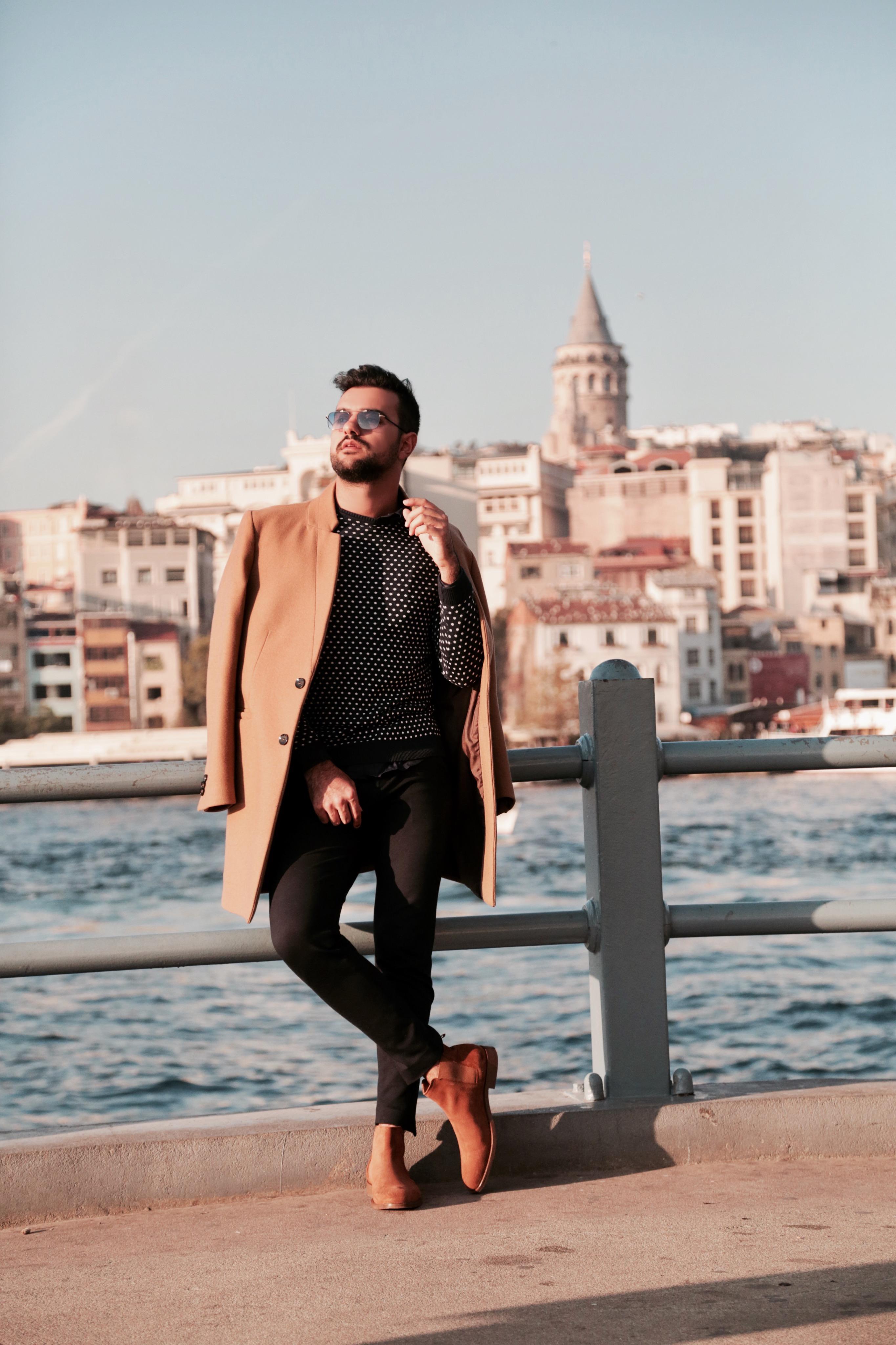 İstanbul Galata Gün batımı kubilay sakarya