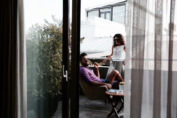 Sofa Hotel Gamze Biran