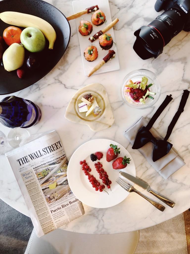 Breakfast in St Regis Istanbul